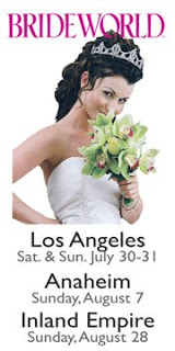 BRIDE WORLD EXPO- July 30th & 31st!!!