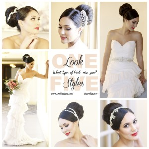 One Look – Five Styles Classic Bride, Series 2: